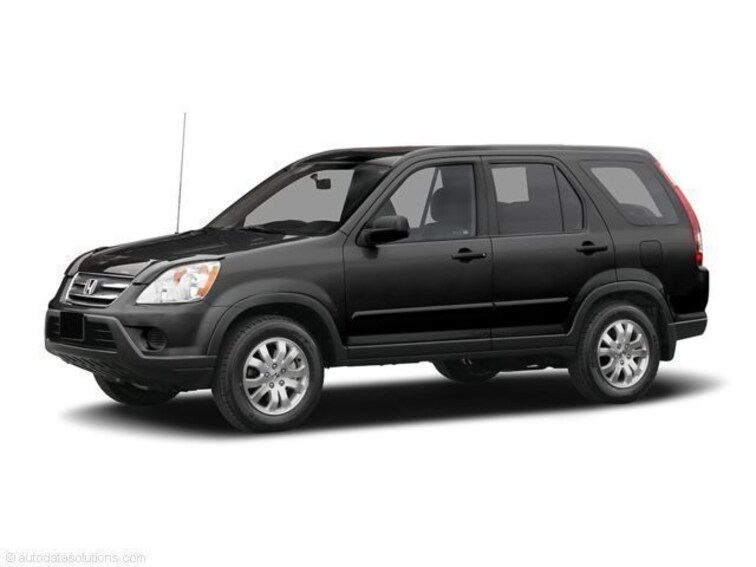 Used 2006 Honda CR-V EX SUV For Sale Indiana, Pennsylvania