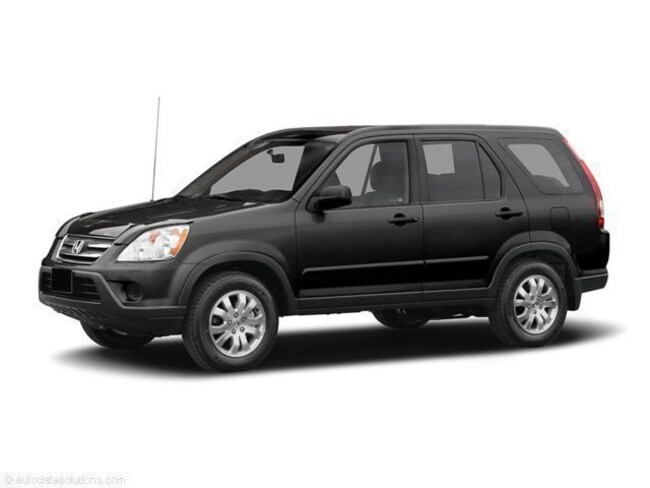 Used 2006 Honda CR-V EX SUV For Sale Springfield, IL