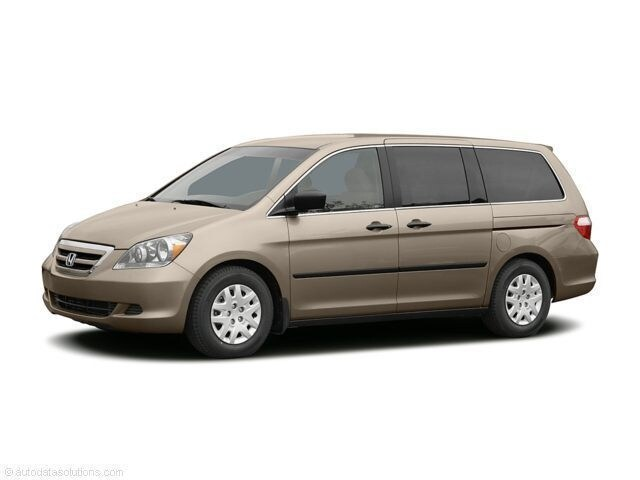Bargain Inventory 2006 Honda Odyssey EX-L Van for sale in Houston, TX