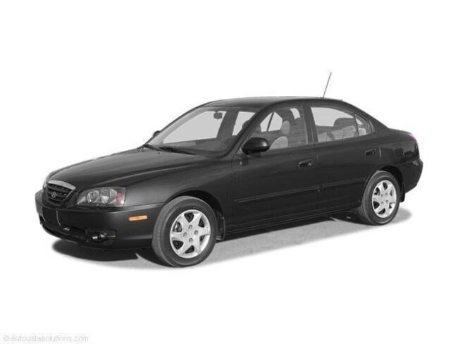 2006 Hyundai Elantra GLS Sedan