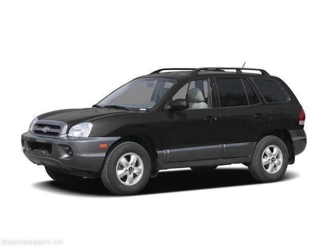 2006 Hyundai Santa Fe GLS SUV