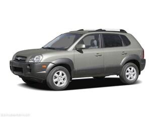2006 Hyundai Tucson GLS SUV