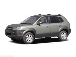 2006 Hyundai Tucson SUV