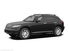 2006 INFINITI FX35 Base SUV V6 DOHC 3.5L 5-Speed Automatic with Overdrive P15436B
