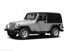 2006 Jeep Wrangler Unlimited SUV