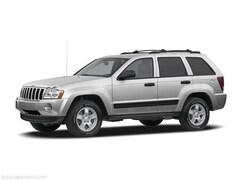 2006 Jeep Grand Cherokee Overland Wagon
