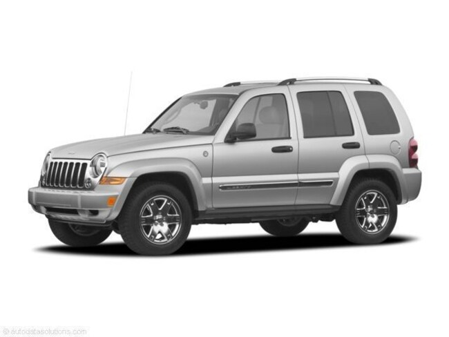 Used 2006 Jeep Liberty Limited SUV 1J4GL58586W119921 Eugene