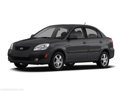 Used 2006 Kia Rio Base Sedan for sale in Charlottesville
