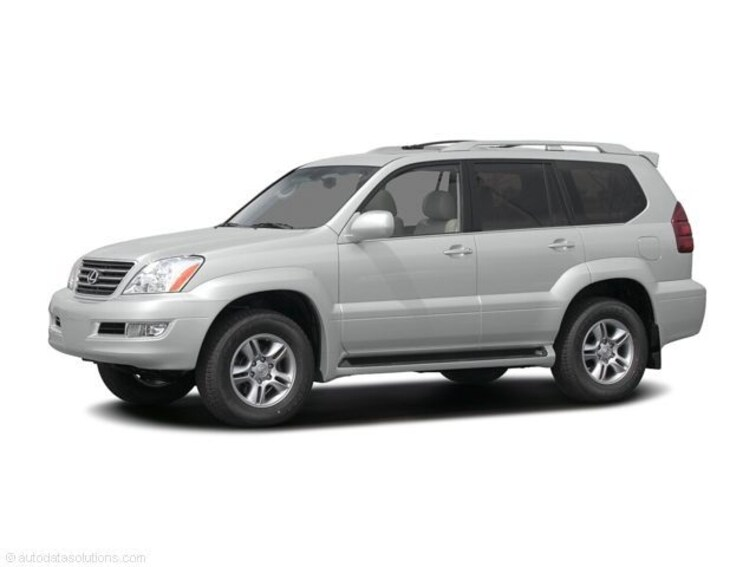 Used 2006 Lexus Gx 470 Suv For Sale In San Antonio Tx Near Boerne