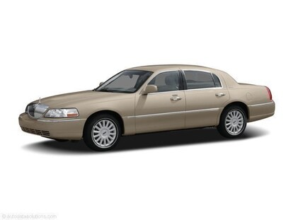Used 2006 Lincoln Town Car For Sale Brownsburg In 1lnhm82v86y621474