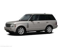 used 2006 Land Rover Range Rover HSE SUV for sale near Bluffton