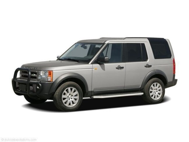 2006 Land Rover LR3 V8 SE SUV