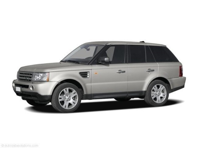 Land Rover Orland Park >> Used 2006 Land Rover Range Rover Sport Chicago Tinley Park