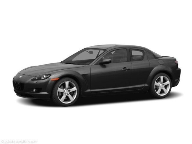 Used 2006 Mazda Mazda RX-8 6 Speed Manual Coupe in Tampa