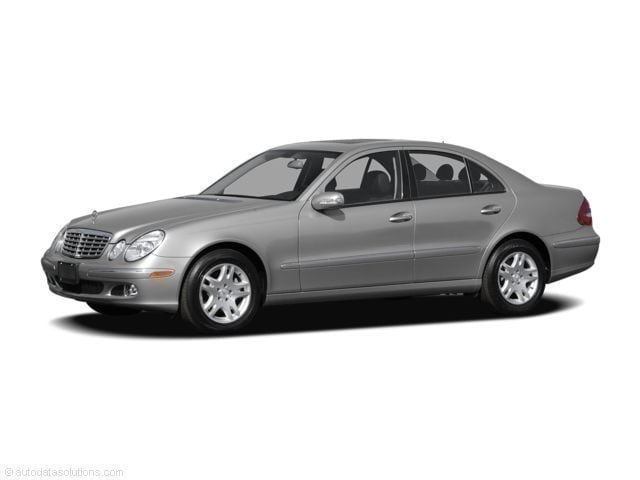 Used 2006 Mercedes Benz E Class Base Sedan In Rochester
