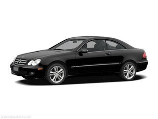 Used 2006 Mercedes-Benz CLK-Class Base Coupe