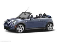 2006 MINI Cooper S Base Convertible