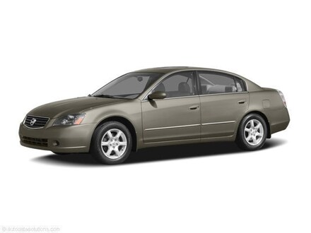 2006 Nissan Altima 2.5 S (50 State) Sedan