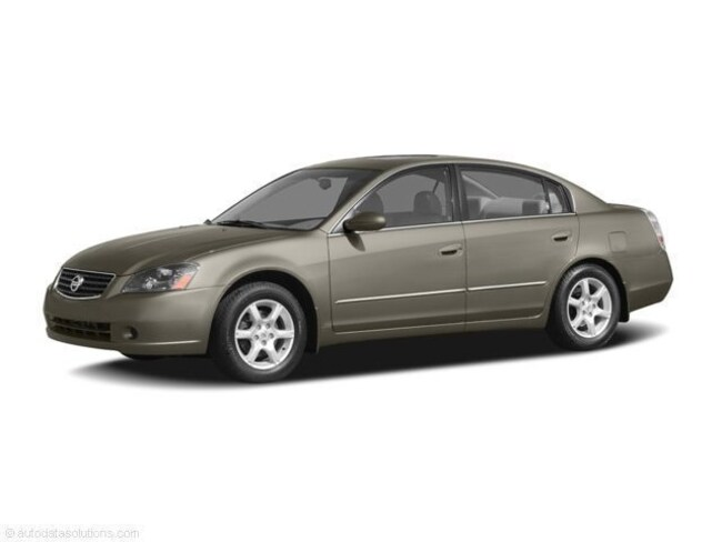 Used 2006 Nissan Altima 2.5 S For Sale | Hyundai of Cool Springs