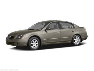 2006 Nissan Altima 4dr Car