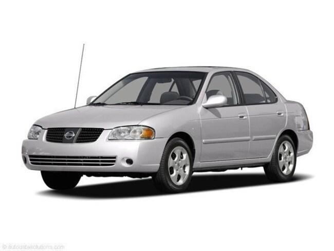 2006 Nissan Sentra 1.8 S Sedan