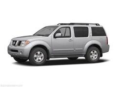 2006 Nissan Pathfinder Sandy