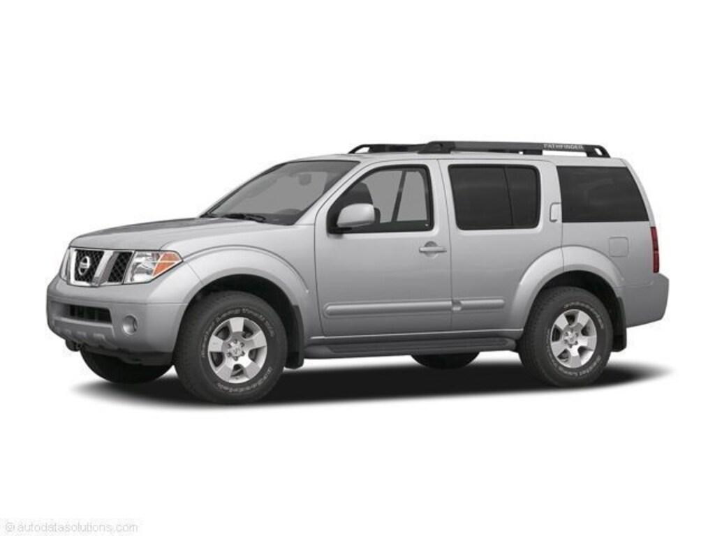 2006 Nissan Pathfinder For Sale >> Used 2006 Nissan Pathfinder For Sale At Selma Chrysler