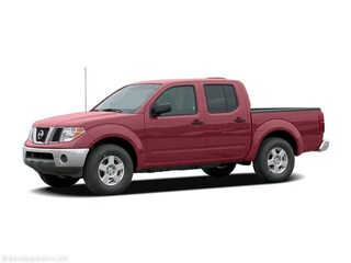 2006 Nissan Frontier LE Truck Crew Cab