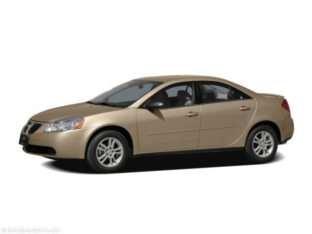Used 2006 Pontiac G6 6-Cyl Sedan for sale in Loves Park, IL