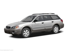 Used 2006 Subaru Outback 2.5i Wagon 4S4BP61C167311576 for Sale in McHenry IL