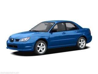2006 Subaru Impreza 2.5 i Sedan