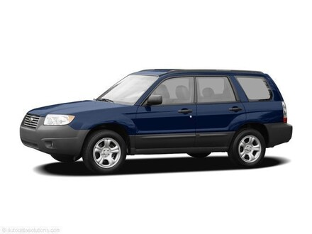 2006 Subaru Forester 2.5 X SUV