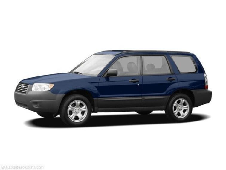 2006 Subaru Forester 2.5 X AWD 2.5 X  Wagon w/Automatic