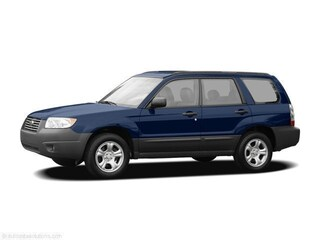 For Sale in Saint Louis, MO: Pre-Owned 2006 Subaru Forester 2.5 X w/Premium Pkg Sport Utility