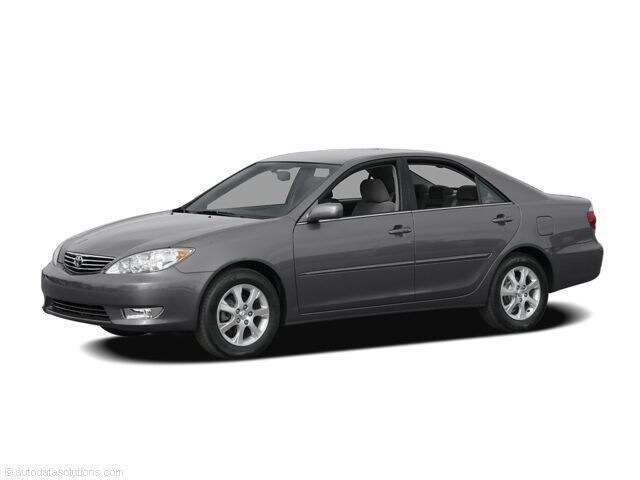 Used 2006 Toyota Camry LE Sedan for sale in Houston, TX