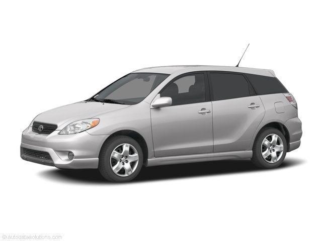 Used 2006 Toyota Matrix For Sale Near Seattle Kirkland 2t1lr30e36c561193