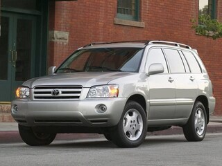 2006 Toyota Highlander LIMITED with 3RD R