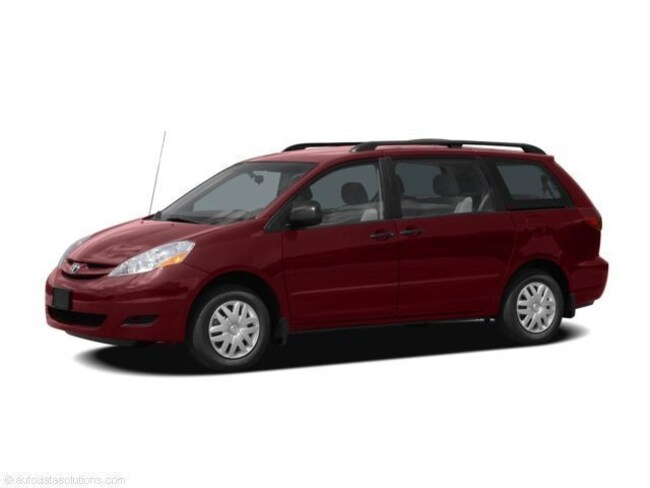 Used 2006 Toyota Sienna CE 109111 miles Stock S19175A VIN 5TDZA23C66S505570