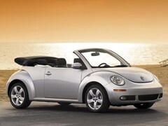 Used 2006 Volkswagen Beetle 2.5L Convertible for sale in Lynchburg, VA