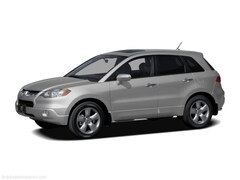 Used 2007 Acura RDX 4DR SUV AT SUV For Sale In Lumberton, NJ