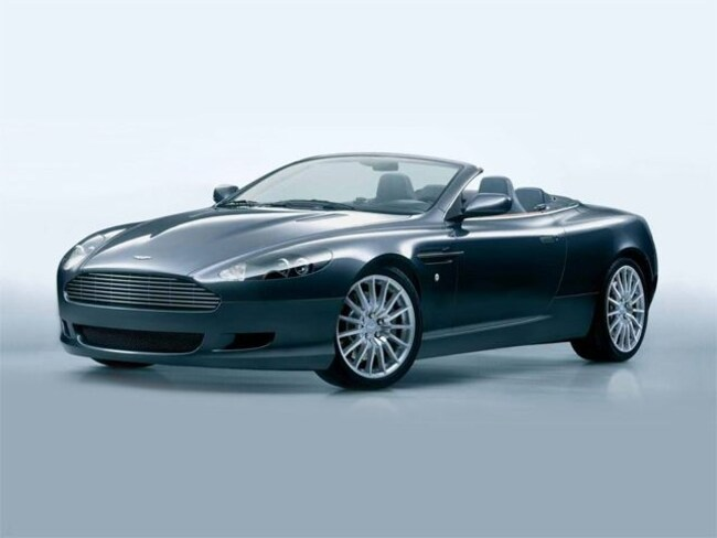 Used Aston Martin DB For Sale Calgary AB - 2007 aston martin db9