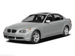 2007 BMW 5 Series Sedan