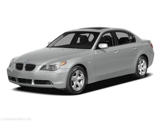 2007 BMW 5 Series 530xi Sedan