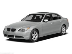 2007 BMW 5 Series 525XI AWD Sedan