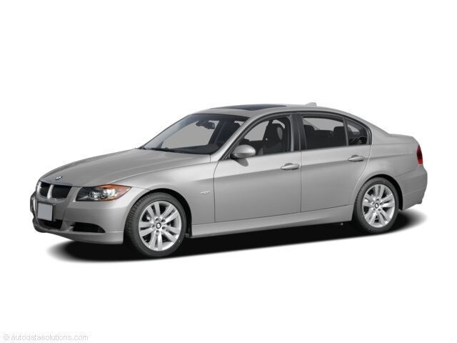 2007 BMW 3 Series 4dr Sdn 335i RWD Sedan