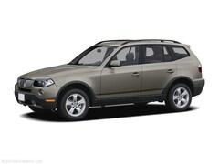 2007 BMW X3 AWD  3.0SI