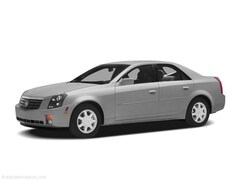 Used 2007 Cadillac CTS Base Sedan for sale in Sherman, TX at Hoyte Dodge RAM Chrysler Jeep