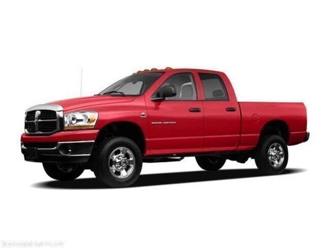 Used Inventory 2007 Dodge Ram 2500 Laramie Truck Quad Cab for sale in Patchogue