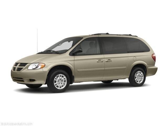 Used 2007 Dodge Grand Caravan For Sale In Kernersville Greensboro