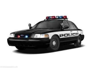 2007 Ford Crown Victoria Police Interceptor w/3.27 Axle Sedan